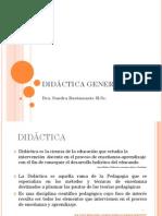 Didáctica Sandra Bustamante