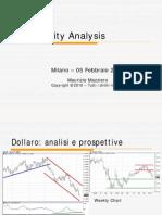 Commodity Analysis 20100205