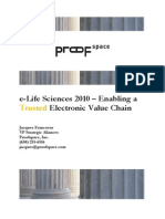 eLifeSciences White Paper