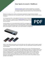 Ottenere Ottenere Sony Xperia Accessori e Modificare L'Andamento