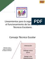Lineamientos CTE PDF