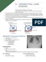 Csim2.94 – Interstitial Lung Disease