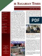 The Sagarian Times April May 08