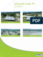 8 Collinsville Solar PV Operations