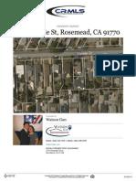 9460 Steele St, Rosemead CA