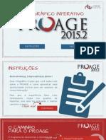 PROAGE 2015.2 - INFOGRÁFICO INTERATIVO