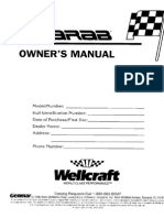 OwnersManual WC Scarab 1996