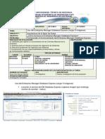 Uso Del Enterprise Manager Database Expres