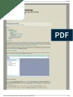 Initialization Checklist