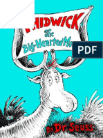 1948 - Thidwick the Big-Hearted Moose - Dr. Seuss