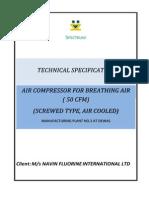 21113 M-00-d04 Urs Air Compressor ( 50 Cfm) -r0