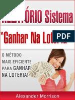 Relatorio Sistema Ganhar Na Loteria