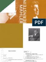 Mahler, Bernstein