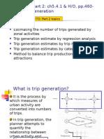 Lec 9 TD-Part 2 Trip Generation