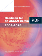 Roadmap ASEAN Community