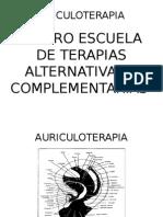 Clase de Auriculoterapia 2015