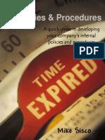 Practical IT Policies and Procedures