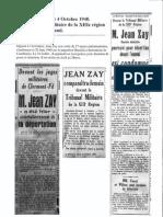 Jean Zay dans la presse