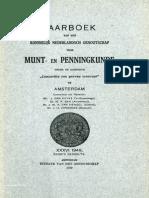 Het dateeren van Grieksche munten / door J.H. Jongkees