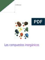 Los compuestos inorgánicos.doc