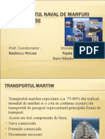 Transportul Naval de Marfuri