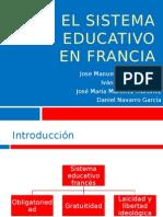 Sistema Educativo de Francia