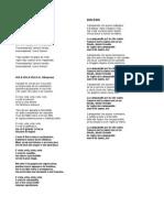 Canti Folcloristici