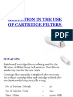 Skilax Filteration Process