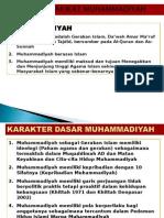 1. Hakikat Muhammadiyah