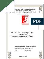 Ung Dung Cua Compozite Trong Hang Khong Vu Tru