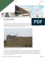 This is Not Archaeology | Colección Patricia Phelps de Cisneros