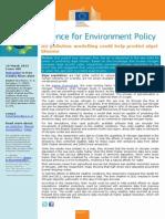Air Pollution Modelling Could Help Predict Algal Blooms 408na6 En