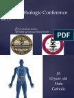 Clinico-Pathologic Conference 2015