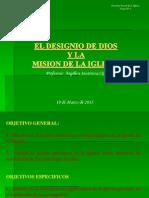 EL DESIGNIO DE DIOS Y LA MISION DE LA IGLESIA.pdf