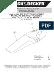 Manual Aspirador de Po Portatil Nw4860