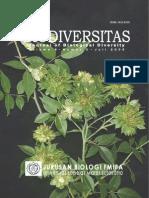 Keanekaragaman Dan Potensi Flora Di Suaka Margasatwa Di P. Buton