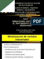Operaciones Unitarias en Tratamiento de Aguas Residuales