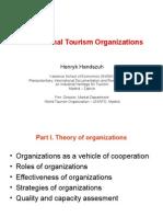 International Tourism Organisations 1