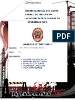 Informe Analisis Aproximado de Estructuras
