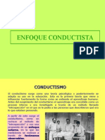 enfoqueconductista