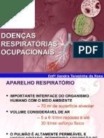 doenças respiratorias ocupacionais
