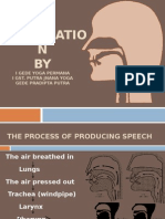 Speech Organs