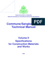 2009 NCDDTechnical Manual Specification