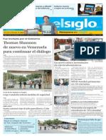 Edicion Impresa Elsiglo Martes 12-05-2015