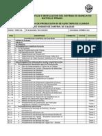Indice Dossier Final Materias Primas