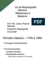 PerIodos Da Biogeografia