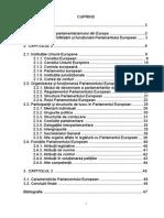 Rolul Si Functiile Parlamentului European Iunie 2014