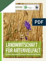 Handbuch Landwirtschaft für Artenvielfalt