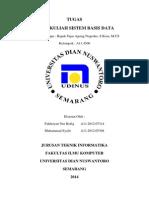 Sistem Terdistribusi (Tutorial Replikasi 2 Arah)