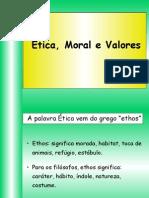 Etica Moral e Valores